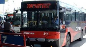 Habrá paro general de trasporte si a trabajadores de Copsa no le pagan aguinaldo
