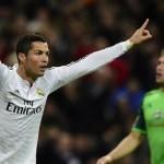 Real Madrid ganó con triplete de Cristiano e igualó una racha del Barcelona de 18 victorias consecutivas