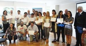 """Proyecto """"Emprende Cultura"""" finalizó cursos de formación 2014 y anuncia su reapertura para marzo – abril de 2015"""