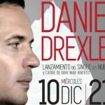 Daniel Drexler se presenta este miércoles en concierto