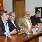 En homenaje a la figura y obra de Felisberto Hernández, el salón de actos del IMPO lleva su nombre