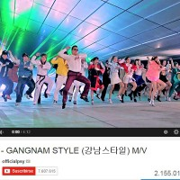 """YouTube: """"Gangman Style"""" derrotó al contador de visitas tras superar las 2.000 millones"""