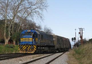CAF aprobó préstamo de US$ 45 millones para revitalizar el ferrocarril de carga