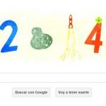 Google se despide de 2014 con un doodle repasando lo mejor del año