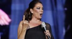 Reducen fianza a la cantante española Isabel Pantoja quien está en prisión hace un mes