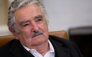Presidente Mujica recibió a funcionarios judiciales por ajustes salariales