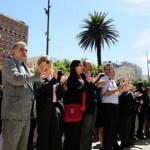 Funcionarios registrales esperan respuesta positiva del gobierno a sus reclamos salariales