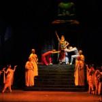 Ballet y danza india se fusionan
