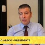 Peñarol: Areco invita a Damiani a debatir ideas