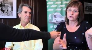 Entrevista a Gustavo Borthagaray y a Selene Indarte de SUAT emergencia móvil
