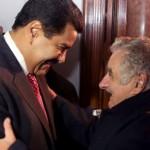Mujica se reúne con el presidente Nicolás Maduro en Venezuela para analizar marcha de la integración