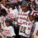 "EE.UU.: Republicanos desatan lucha contra reforma migratoria de Obama por ""inconstitucional"""