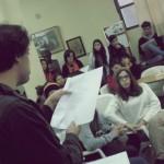 Proyecto para difundir la poesía joven en los liceos