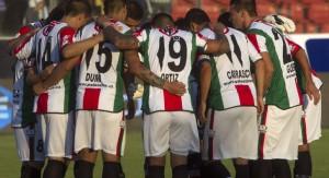 Palestino de Chile será el rival de Nacional en la pre-Libertadores 2015