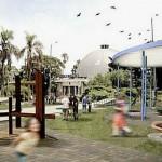 El Parque Inclusivo Villa Dolores estará funcionando en marzo