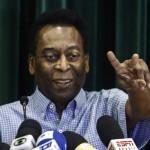 """Pelé recibió el alta del hospital y afirmó que no tuvo """"miedo de morir"""""""