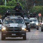 Policía Federal asume seguridad en estados de Guerrero, México y Michoacán para dar plena vigencia al Estado de derecho