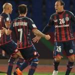 San Lorenzo venció 2-1 a Auckland en alargue y jugará la final del Mundial de Clubes ante Real Madrid