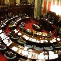 Senado aprobó con votos del Frente Amplio aumento salarial de 8% para judiciales