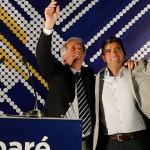 Secretario de Estado norteamericano, John Kerry, saludó a Tabaré Vázquez por su reelección