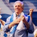 Tabaré Vázquez convocó a todos los sectores de la sociedad a un amplio diálogo sobre temas vertebrales del país