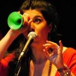 Se presenta Rossana Taddei en Punto de Encuentro, con entrada gratuita