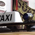 Policía Científica confirmó que cuerpo calcinado era de taxista. Este martes continúa el paro