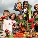 Primera generación de niñas y niños veganos en Uruguay