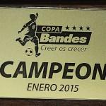 Copa BANDES 2015: Se juega el primer clásico de la temporada