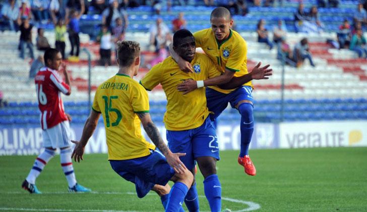 Sudamericano Sub 20: Brasil venció 2-0 a Paraguay; Argentina empató sobre la hora ante Colombia 1-1