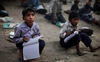 """UNICEF recuerda al mundo su fracaso para educación básica universal, pero reconoce en Uruguay """"indicadores positivos""""."""