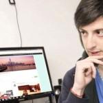 Fernando Bruccoleri será el primer uruguayo en firmar muro real de Facebook en EEUU