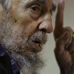 """Fidel Castro en mensaje a la Universidad de La Habana: """"No confío en la política de Estados Unidos"""""""