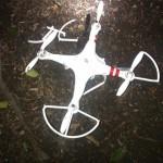 Washington: Se entrega al Servicio Secreto el hombre que hizo caer un dron en el jardín de la Casa Blanca.