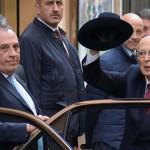 Renuncia del presidente de Italia, Giorgio Napolitano, abre complejas especulaciones