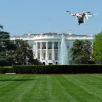 Cae un dron en jardines de la Casa Blanca y Servicio Secreto no justifica como cruzó espacio aéreo