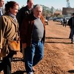 Mujica donó 400 mil dólares al Plan Juntos