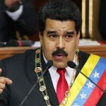 Presidente Maduro acusa a ex presidentes de Colombia, Chile y México de tramar un complot