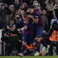 Copa del Rey: Barcelona sacó ventaja 1-0 ante Atlético Madrid con gol de Messi