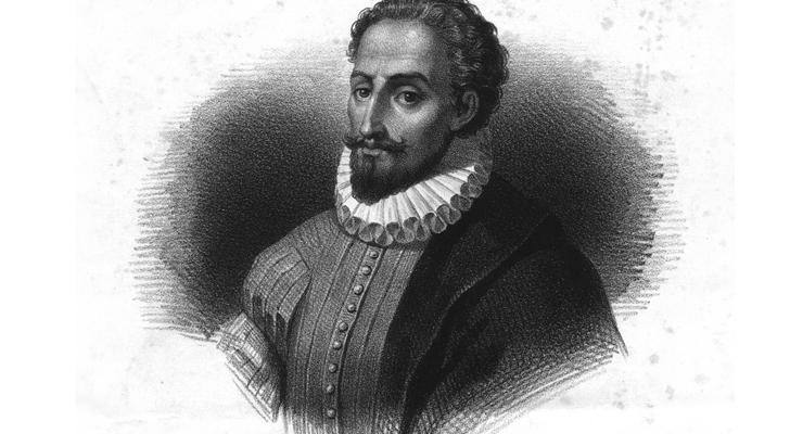 Documentos revelan actividad recaudatoria de Miguel de Cervantes - LaRed21