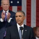 """Obama asegura que """"la crisis ya pasó"""" en su penúltimo discurso sobre el estado de la Unión"""