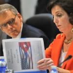 """Cuba reconoce avance para relaciones con EE.UU. pero le acusa de estimular """"robo de cerebros"""""""