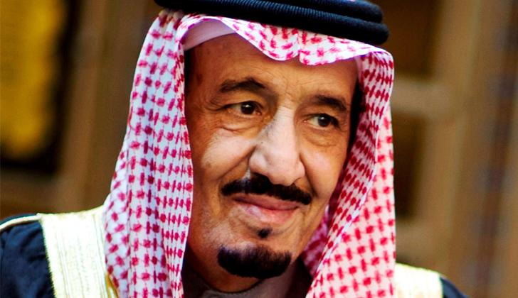 El rey de Arabia Saudí, Salman bin Abdelaziz