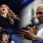 """Madonna y Mike Tyson cantan juntos en el nuevo disco de la diva: """"Corazón Rebelde"""""""
