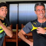 Jonathan Urretaviscaya es la nueva incorporación de Peñarol en este 2015