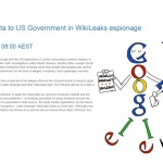 WikiLeaks denuncia que correo de sus empleados fue entregado por Google al FBI