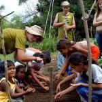 Gobierno y organismos internacionales se suman buscando erradicar la pobreza rural