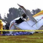 Una avioneta se estrelló en Estados Unidos y solo se salvó una niña quien salió caminando del lugar para pedir ayuda