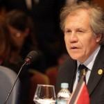 El canciller Almagro es candidato único para la OEA tras retiro de Stein