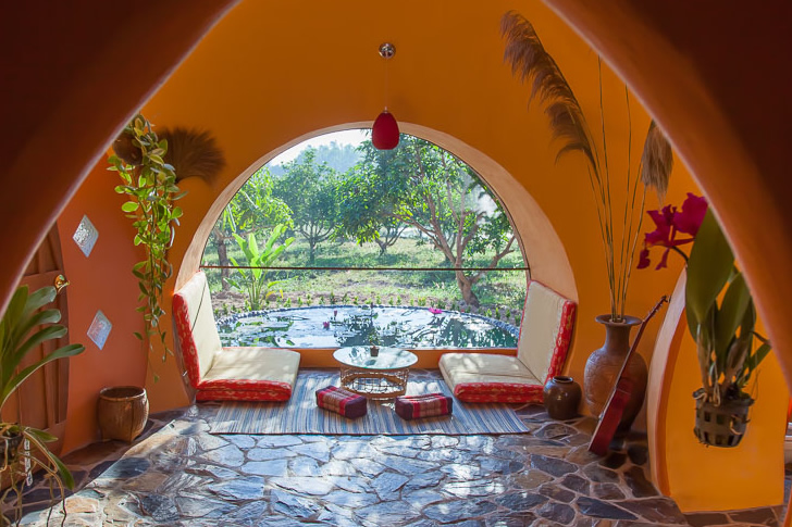 5 casas ecol gicas que se pueden construir con poco dinero for Fabricar piscina barata